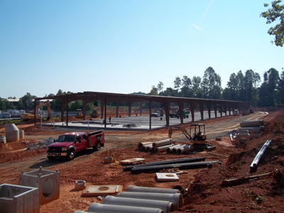 AT&T Flagstone Generator Storage Facility